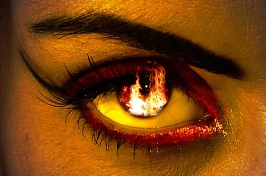 Elemental Eye - Fire