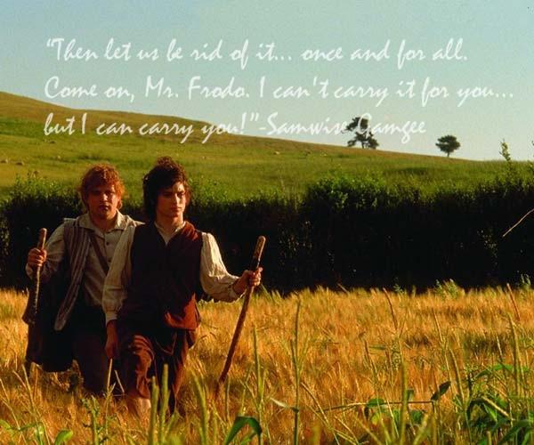 Elegant Frodo And Sam By Samantha281190 ...