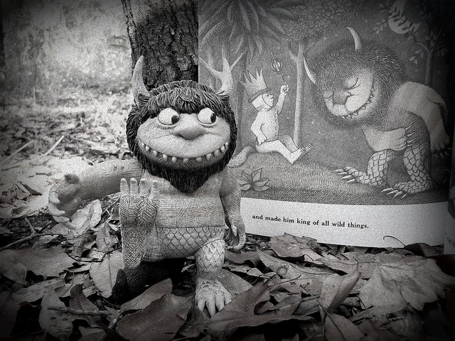 King of the Wild Things by evilpokejuggalette