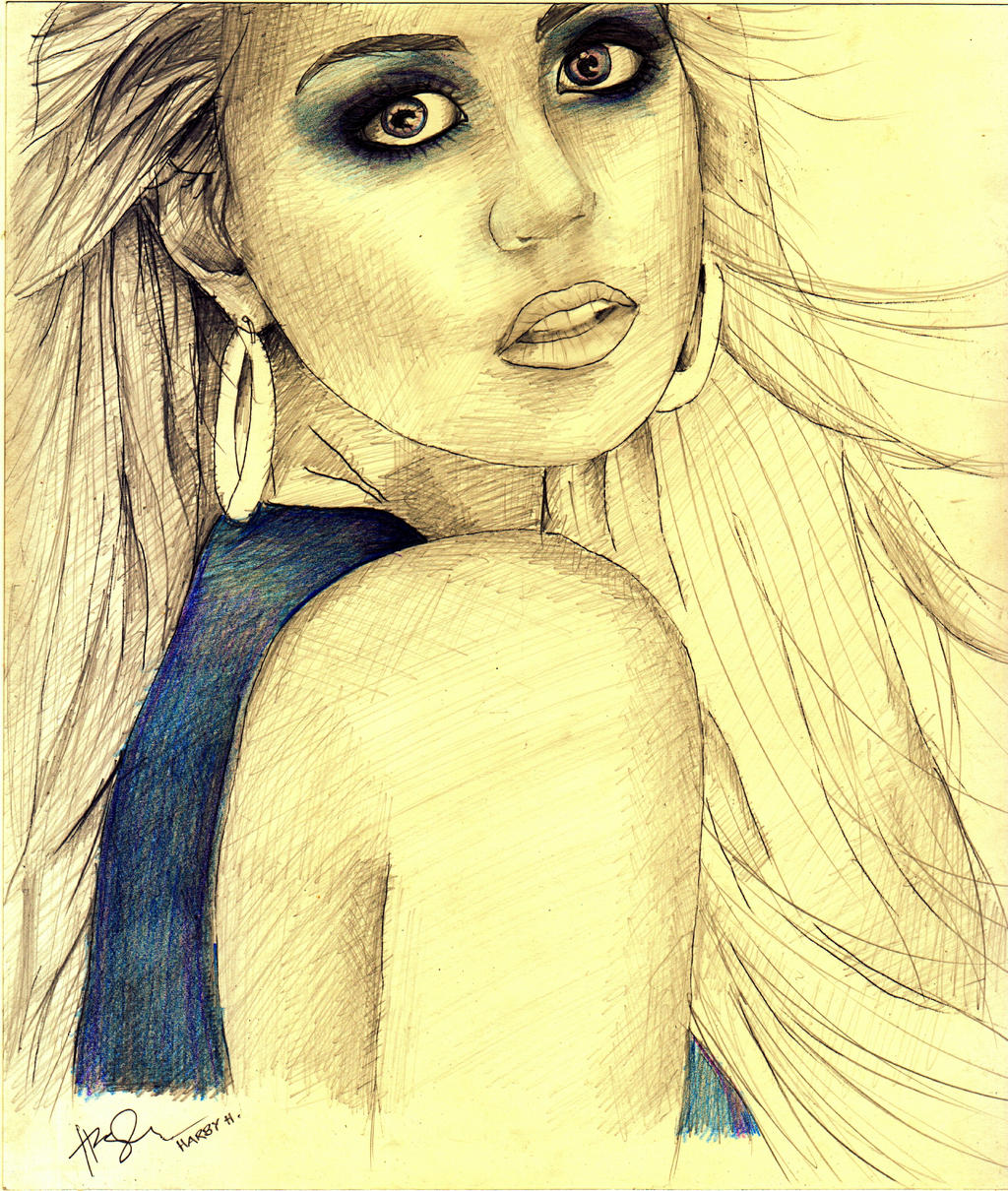 Allison Antm antm allison harvard .covergirl drawingartizanharby on