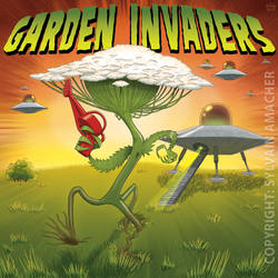 Garden Invaders by CaptainSmog