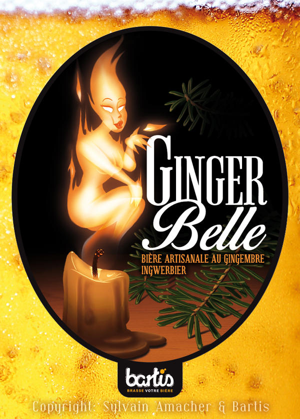 Ginger Belle by CaptainSmog