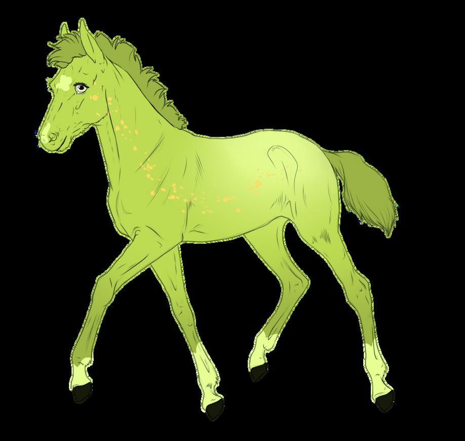 4666 - Foal Design for Onixfia by Feya-san