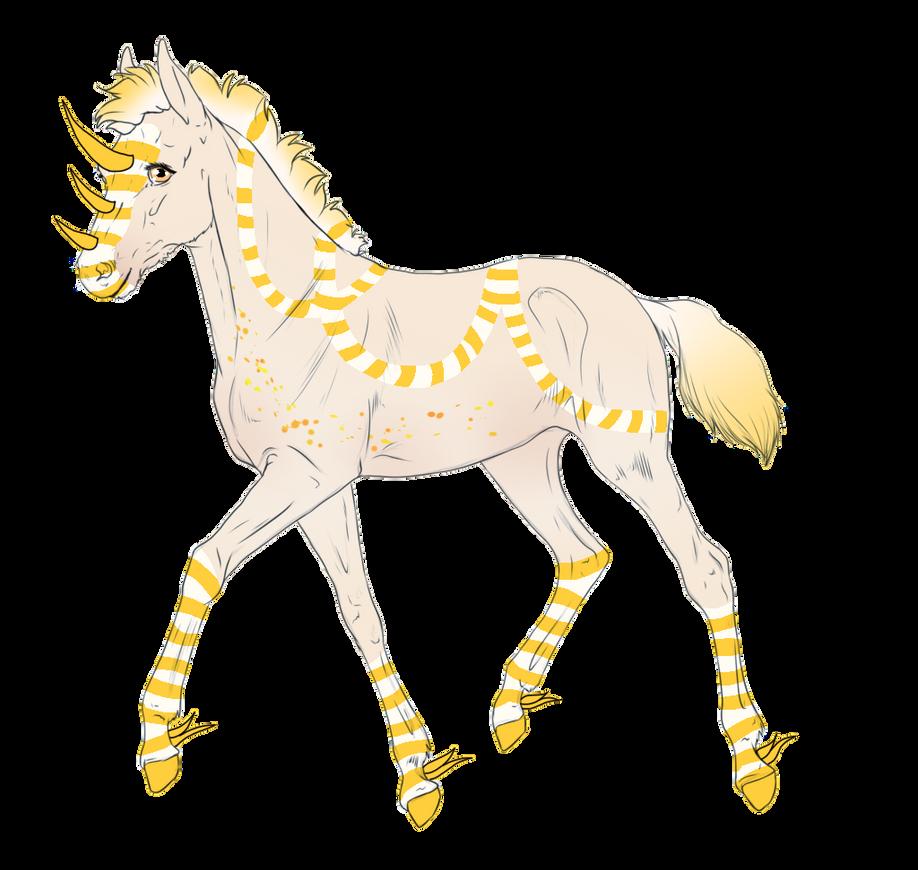 4674 - Foal Design for HaloSon by Feya-san
