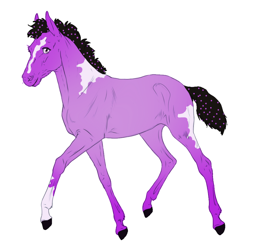4848 - Foal Design by Feya-san