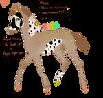 6056 - Padro Foal Design by Feya-san