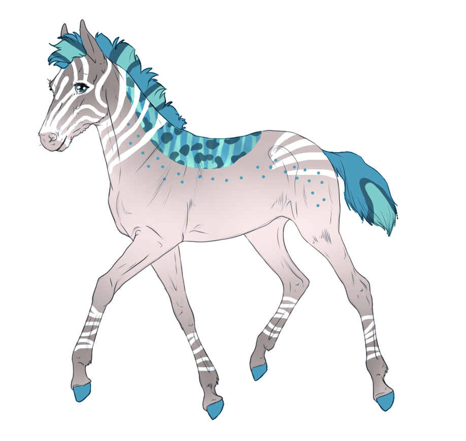 7690 - Padro Foal Design by Feya-san