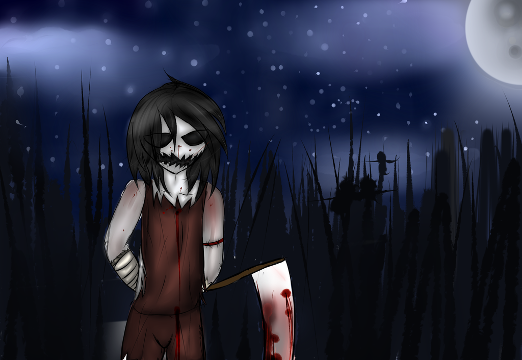 Scarecrow by PinkamenaMoon