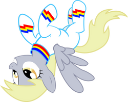 Derpy Hooves - Rainbolt Flight Suit by Karson-Rotek