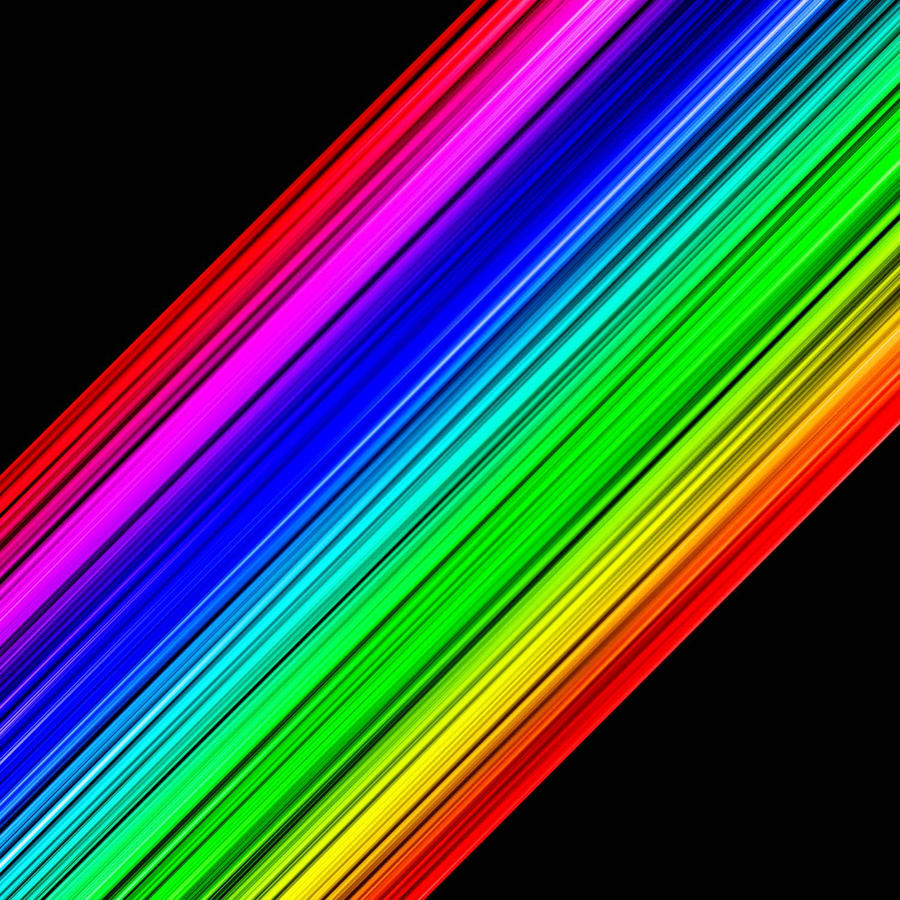Photoshop Rainbow by bassdrummerkid