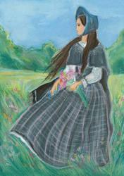 Jane Eyre by MaraEmerald