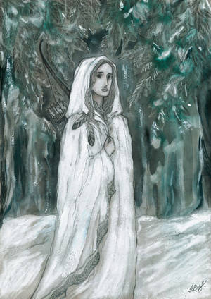 To Amon Rudh by MarysMirages