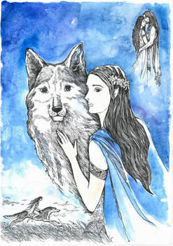 Song of Luthien Tinuviel