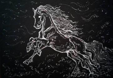 Sleipnir by Ephaistien