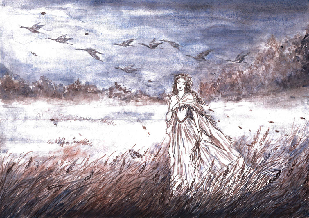 my soul will go to the autumn skies by ephaistien on deviantart