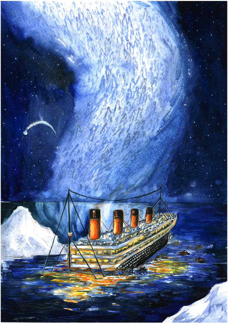 Titanic. Save Our Souls by Ephaistien