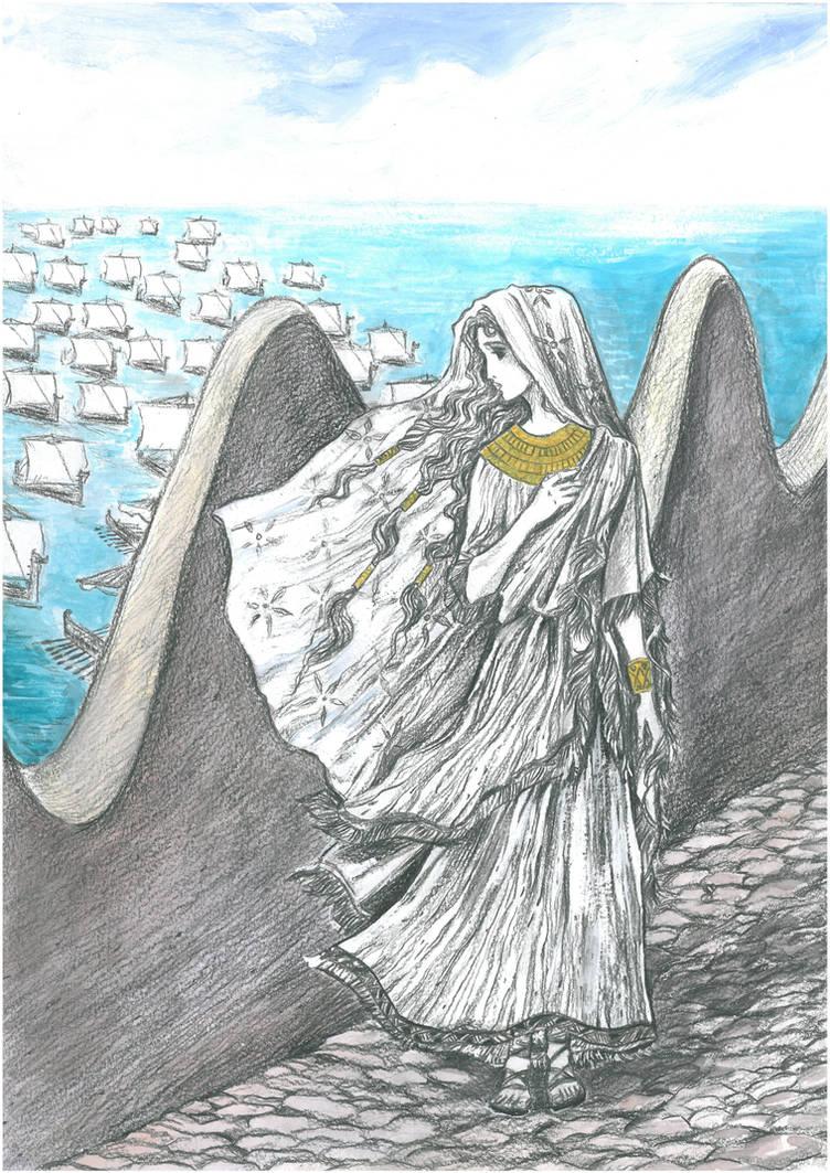 Helen of Troy by Ephaistien