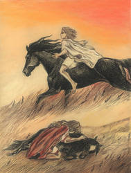 Bucephalus and Alexander