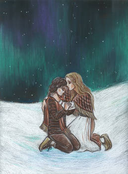 Kai and Gerda (The Snow Queen)