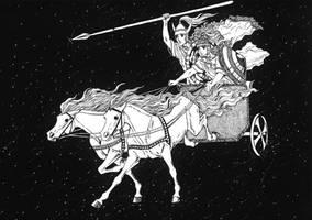 Constellation chariot (Iliad)