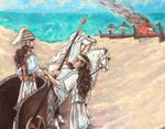 The Last Battle of Patroclus (Iliad) 5