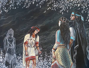 Orpheus asks Hades to return Eurydice to him