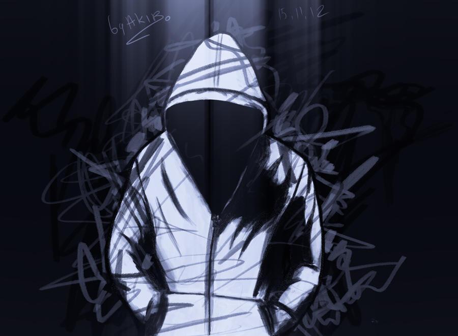 Hoodie Man by akiro1993