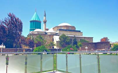 Rumi's Mausoleum