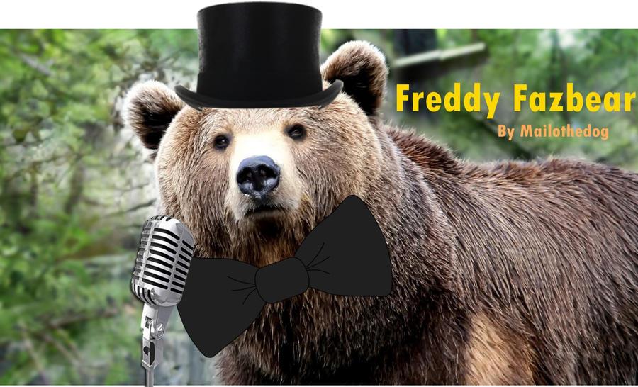 Freddy real life freddy fazbear real life by