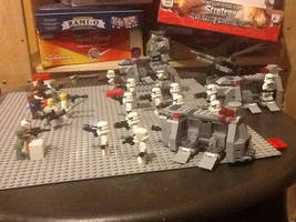 9 Rebels against the imperial army
