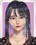 Commission 33 - Headshot Portrait