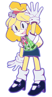 Isabelle Sonic Style