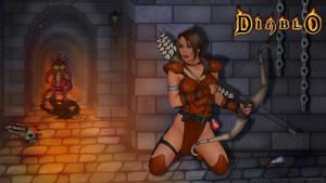 Moreina (Diablo 1) Wallpaper