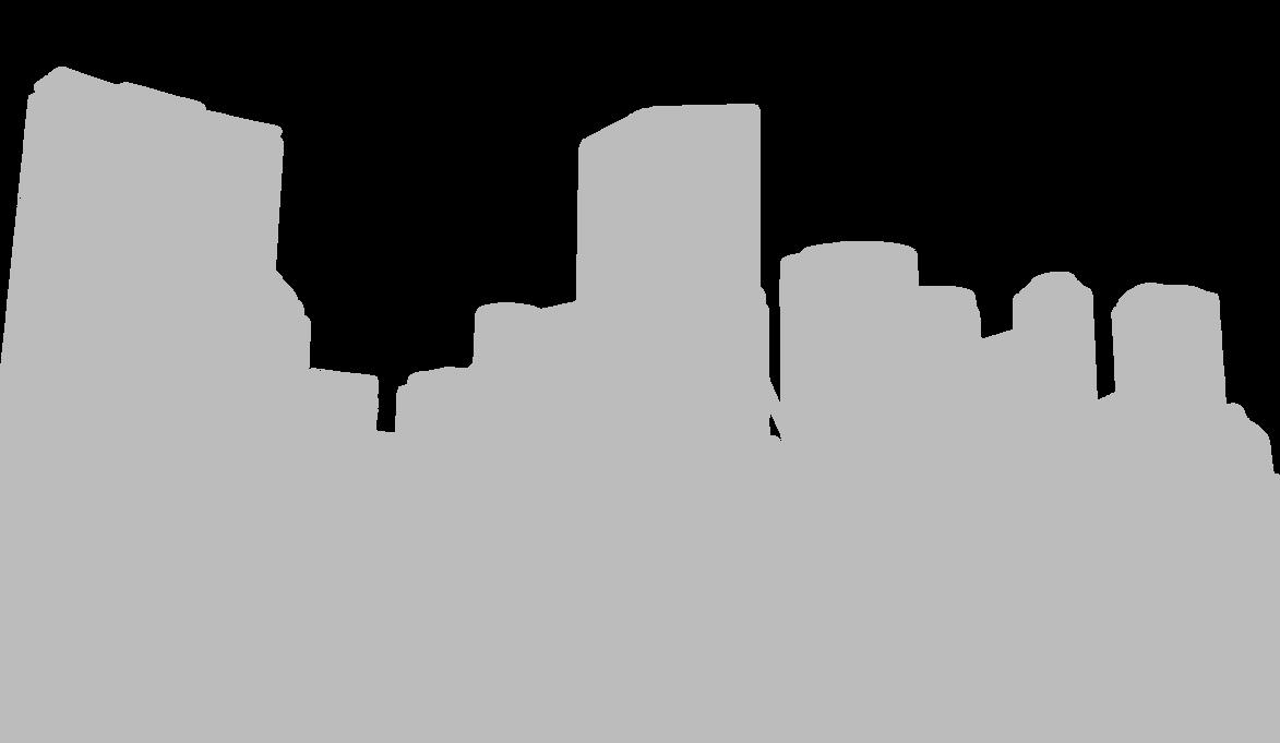 Skyline Silhouette by zarodas