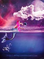 Una Notte Da Sirena by Dolce-Kyoko