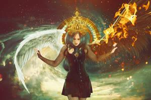 Angel-Demon by Dolce-Kyoko