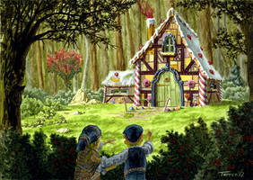Hansel / Gretel by toku84