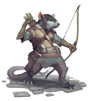 Ratfolk Tower Captain