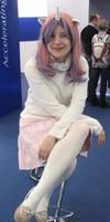 Sweetie Belle [Gijinka Cosplay] Winter Version by rose-chan90