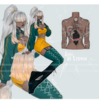 [Adoptable Auction] ~8 OPEN by Lydway