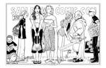 2006 Strangers In Paradise print