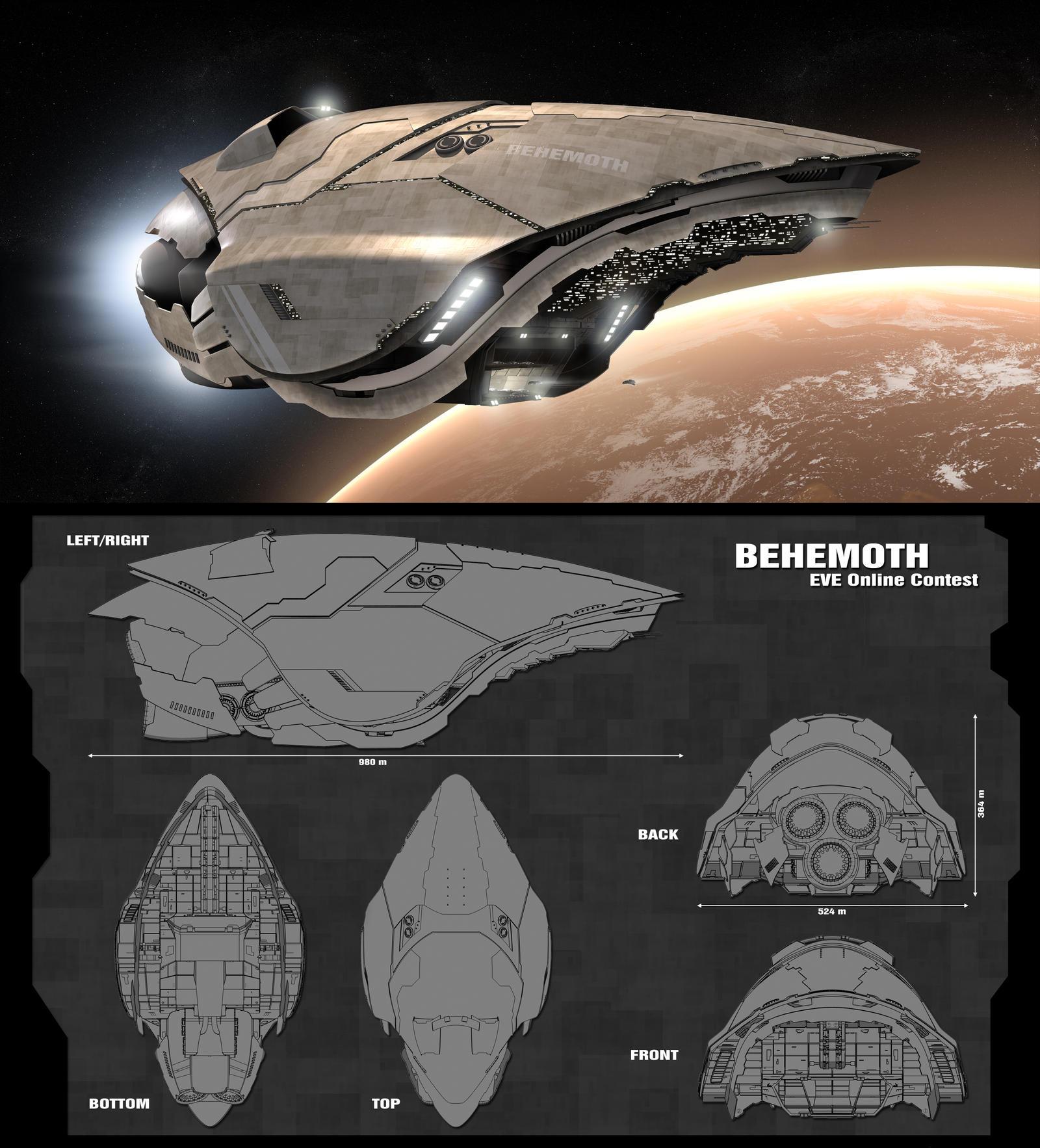 Behemoth by shoc86