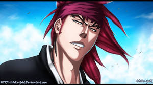Abarai Renji by Aleks-Gold