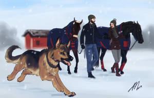 S02E01 - Winter has come