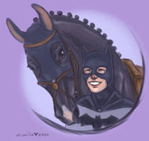Happy Weeny Batmans by FruVider