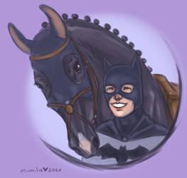 Happy Weeny Batmans