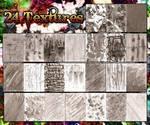 24 Hi-Res Ink Textures