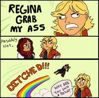 Regina Grab My -- by Anomalies13