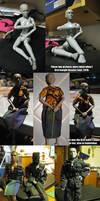 Art S. Buck Artist's Model by Anomalies13