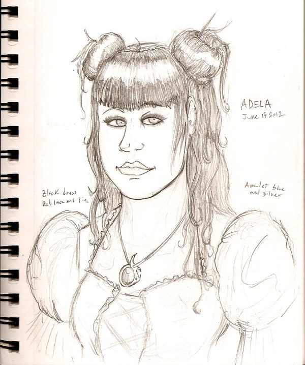 Adela by Anomalies13